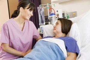 восстановление больного в условиях стационара
