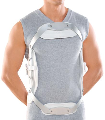 Корсет для лечения перелома грудного отдела позвоночника