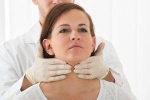 Альгерон противопоказан при заболеваниях щитовидной железы