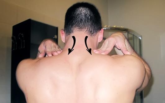 Самомассаж шеи и плечевого пояса
