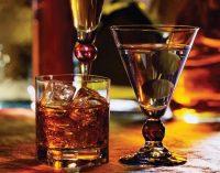 Алкоголь бокал