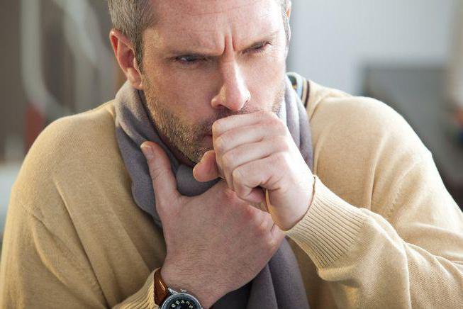 горловой кашель: симптомы