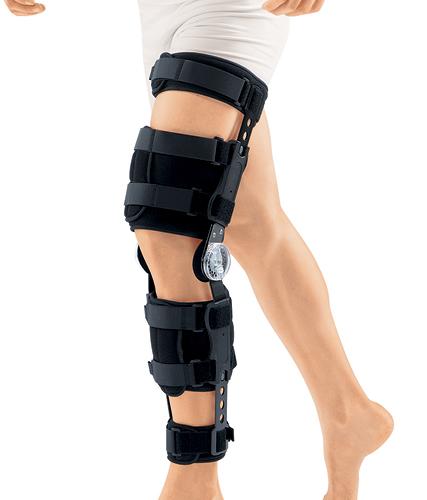 Современный поддерживающий ортез для коленного сустава