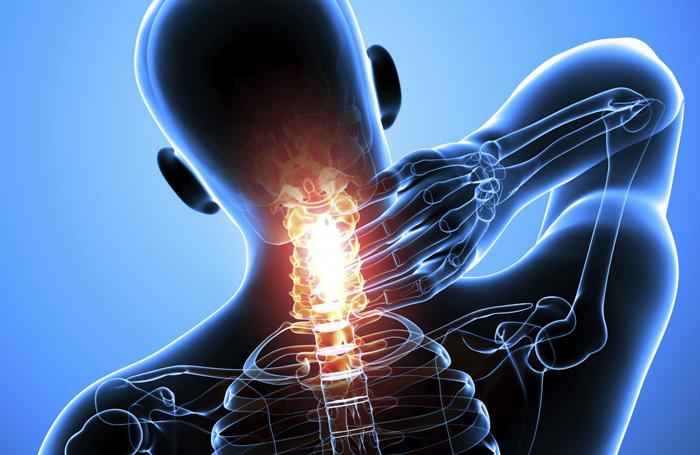 Дегенеративно-дистрофические процессы в шее