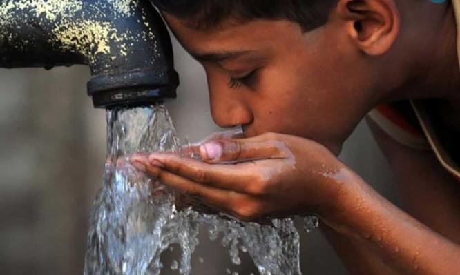 Инфицирование через воду