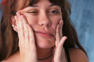 Как сделать массаж при неврите лицевого нерва