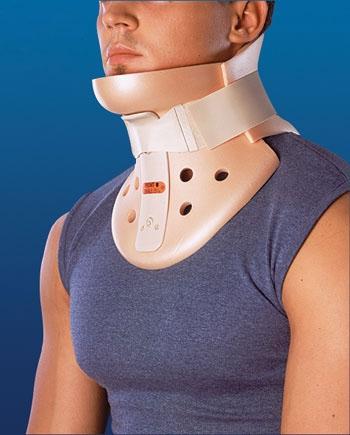 Корсет для лечения перелома шеи
