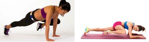 Как правильно делать планку, и как это упражнение помогает при проблемах со спиной?