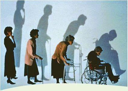 Стадии развития остеопороза