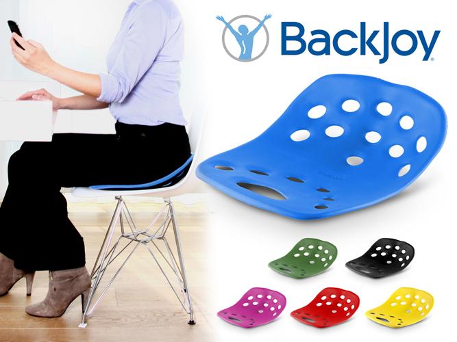 Цветовые схемы сидений BackJoy