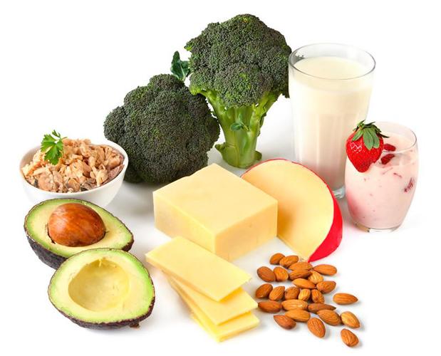 Полезная при остеопорозе пища