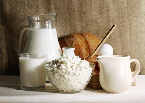 Кисломолочные продукты с низким содержанием жира