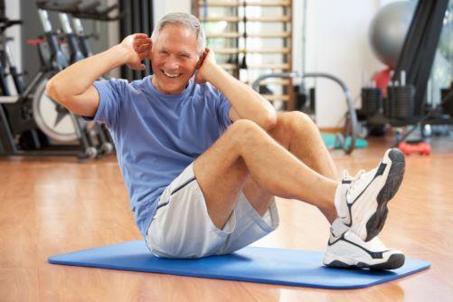 Гимнастикой Бониной можно заниматься как в зале, так и дома