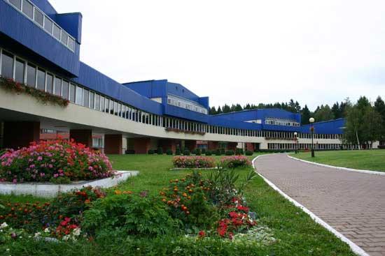 Санаторий для лечения остеохондроза в Подмосковье