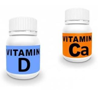 Кальций и витамин D - самые необходимые вещества при остеопорозе