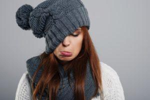 Симптоматика зимней депрессии