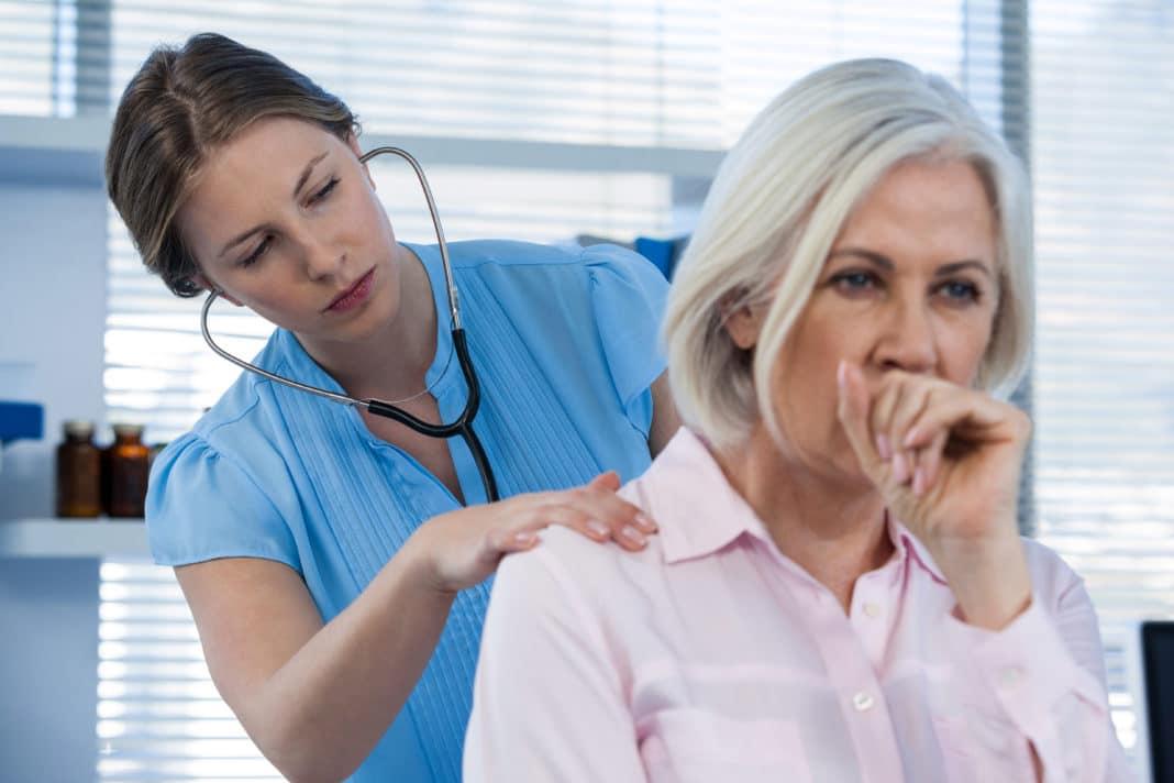 Когда существует большой риск заболеть ХОБЛ?