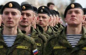 Берут ли в армию России с ВСД