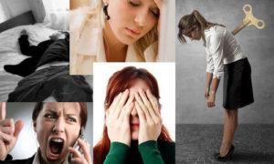 Какие основные признаки нервного истощения у мужчин и женщин