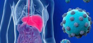 Хронический гепатит C МКБ-10