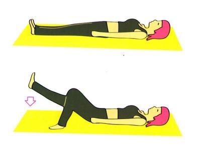 Разминка коленных суставов