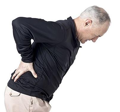 Пластырь Кетонал Термо показан при остеохондрозе позвоночника