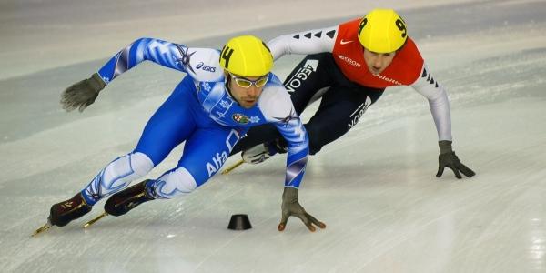 Катание на коньках может быть опасно при позвоночной грыже