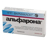 &quot,Альфарона&quot, препарат