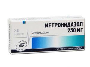 Как принимать препарат Метронидазол при алкоголизме