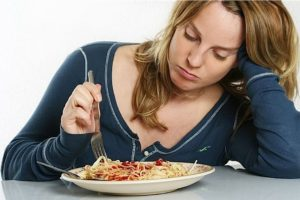 Потеря аппетита