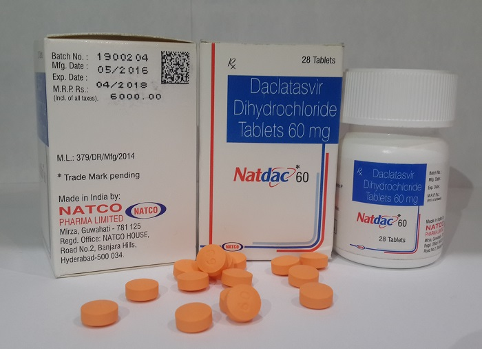 Таблетки от гепатита