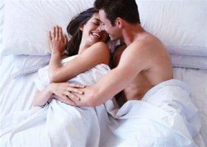 Незащищенный половой контакт