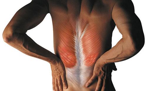 Пластырь Дорсапласт показан при спазмах мышц спины