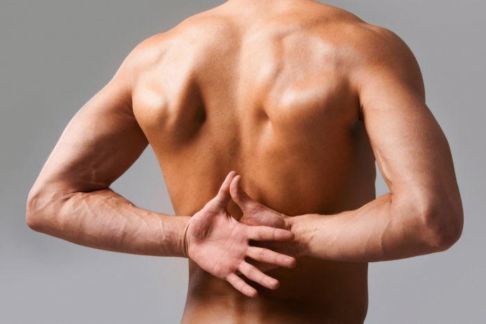 Корешковый синдром протекает со спазмом спинных мышц