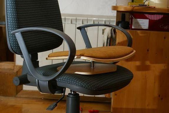 Доктор Кипарис для офисного кресла