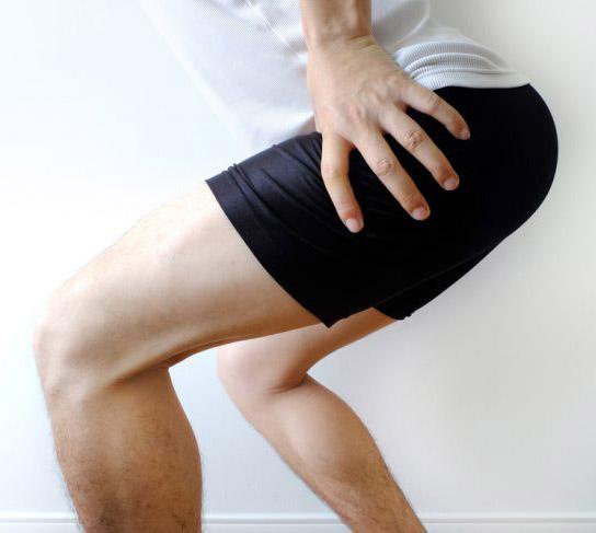 Периодические боли в бедре — первый признак наличия артроза