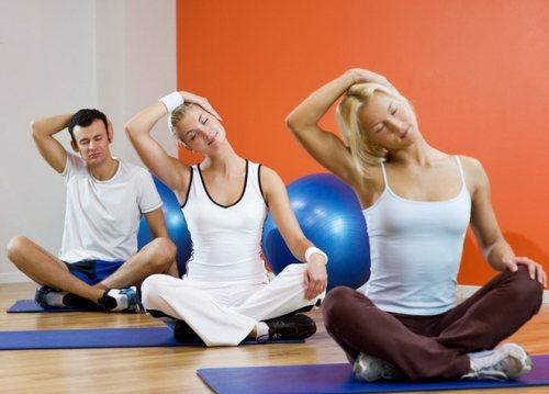 Коллективная гимнастика Шишонина для шеи