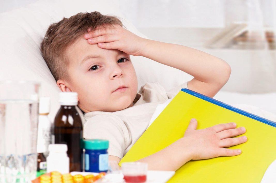 Лечение левостороннего воспаления легких у детей
