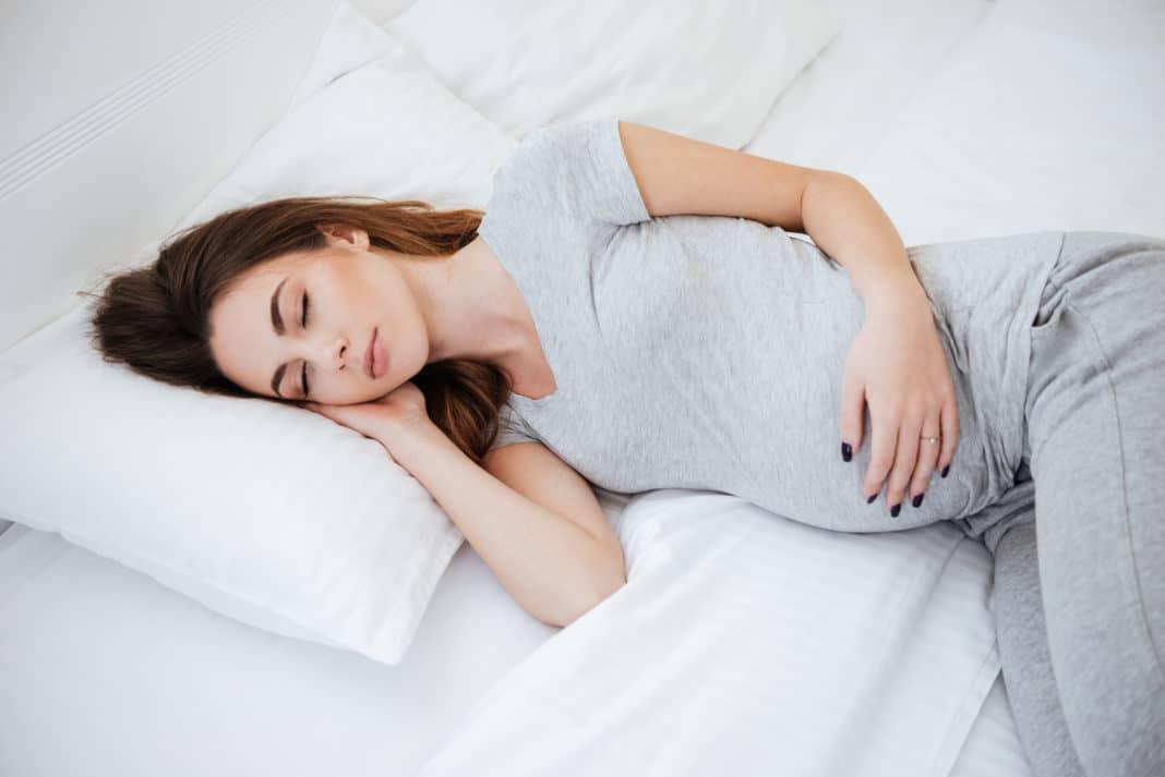 Храп во время беременности