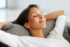 Перед процедурой необходимо 15-20 минут полного покоя