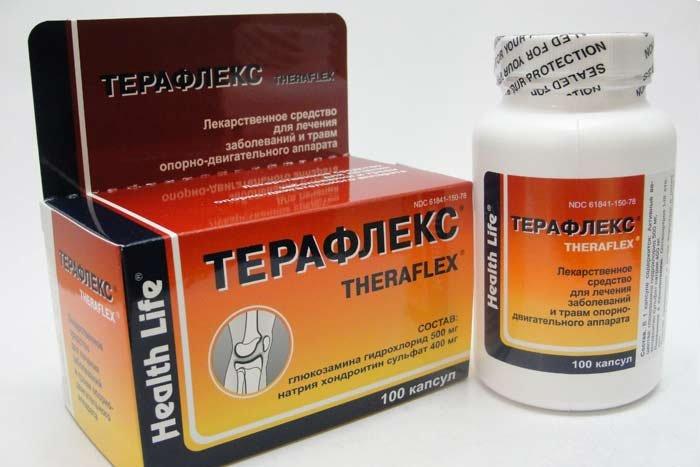 Терафлекс нужно рассматривать в качестве дополнительной, но не основной терапии
