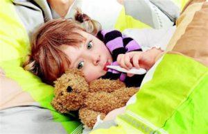 Препарат применяется при простудных заболеваниях