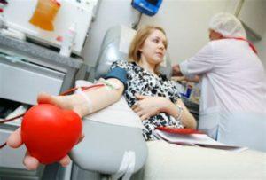 Обследование доноров крови