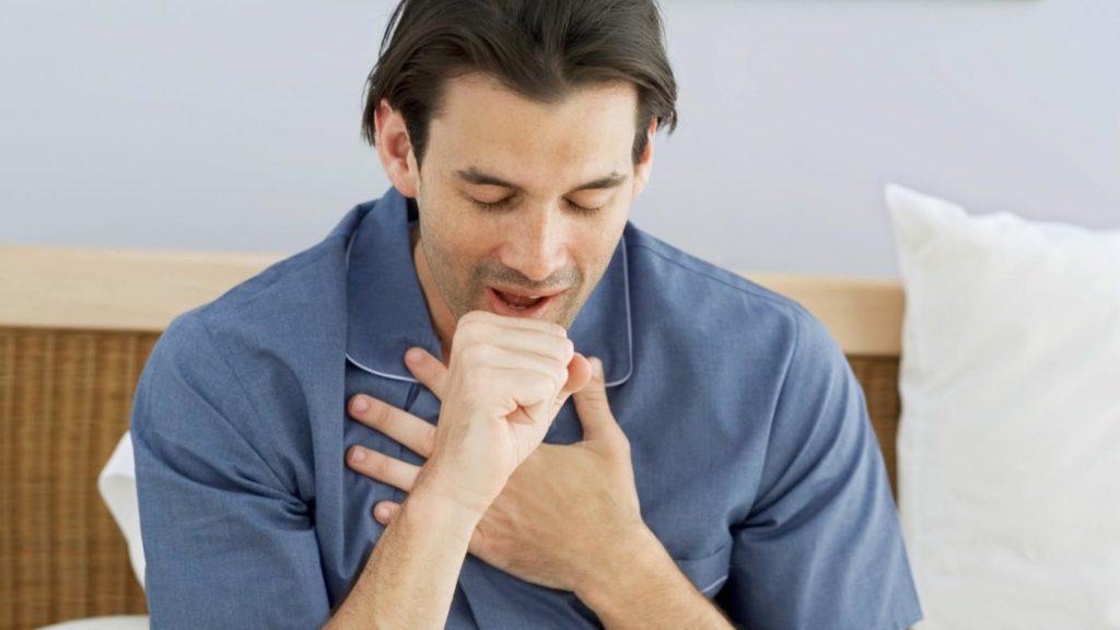 Кашель при туберкулёзе