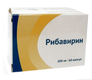 При терапии используется сочетание Пегальтевира с Рибавирином