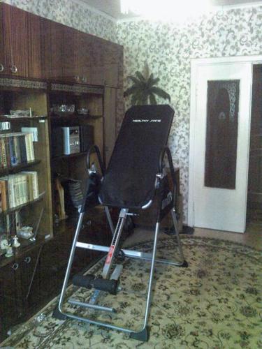 Домашний инверсионный стол
