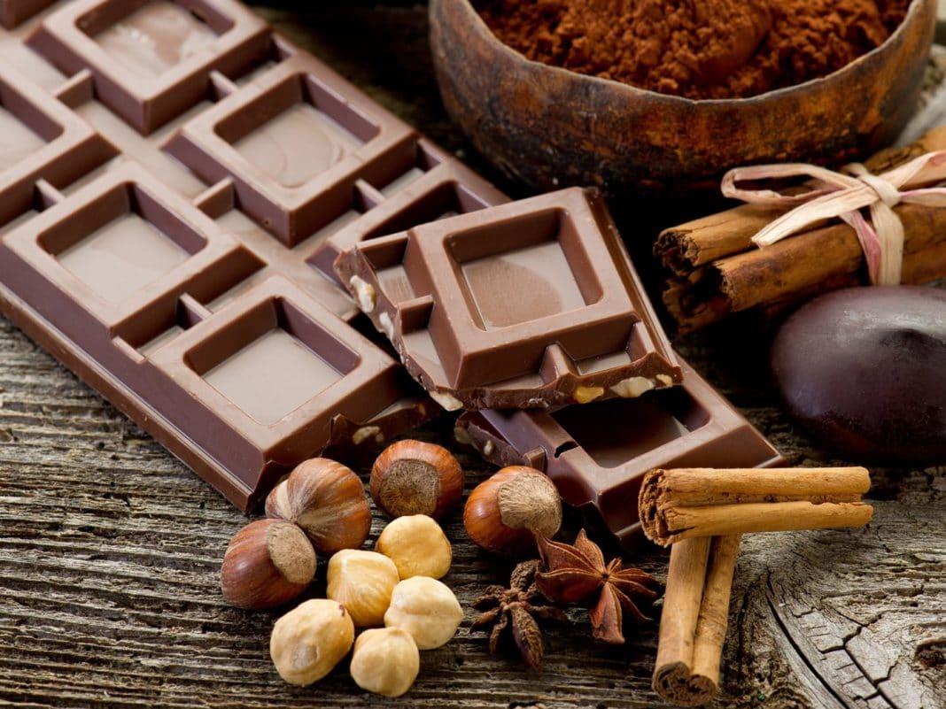 Шоколад ускоряет лечение от кашля