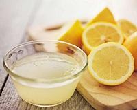 Сок лимона с содой