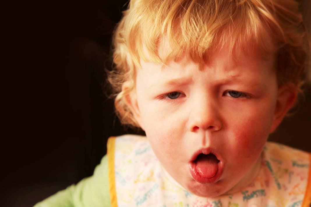 Пневмония у детей без температуры с кашлем