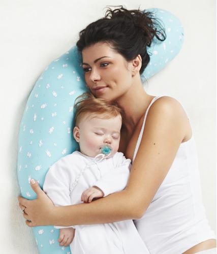 Подушка Трелакс для кормящих грудью матерей